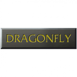 9 Inch x 2½ Inch Welsh Slate Name Plaque