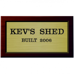 6 Inch x 3 Inch Engraved Laminate Sign