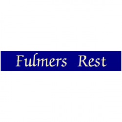 12 Inch x 2 Inch High Rectangular UPVc Name plaque with Bevelled Edges