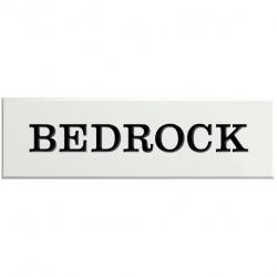 15 x 4½ Inch Hardwood House sign