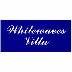 10 Inch x 4½ Inch High Rectangular UPVc Name plaque with Bevelled Edges